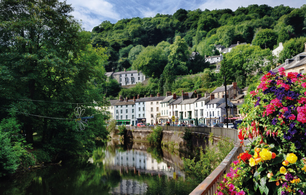 Bakewell and Matlock Bath