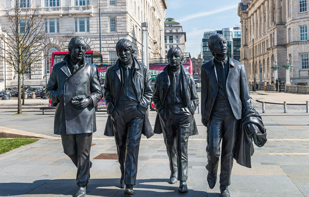 Beatles - Liverpool