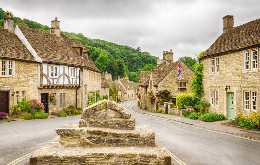 Beautiful Cotswolds and Georgian Bath