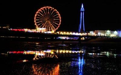 Blackpool Illuminations & Lovely Lakes