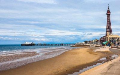 Blackpool, Sun and Sail