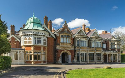 Code Breakers at Bletchley Park