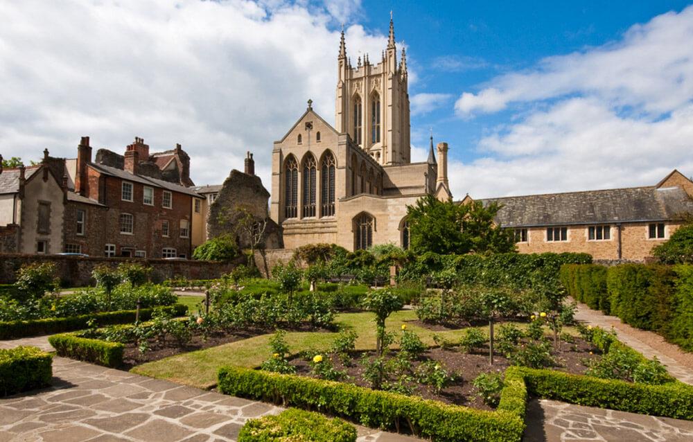 Bury St Edmunds and Lavenham