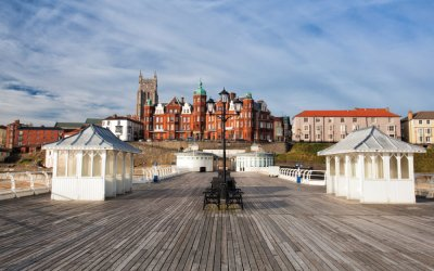 Cromer and The Cromer Pier Show