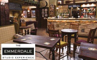 Harrogate and Emmerdale Studio Experience