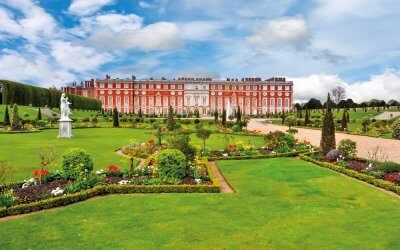 Hampton Court Palace Flower Festival