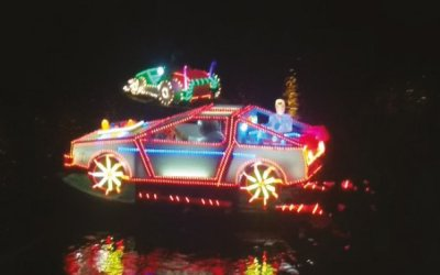 Bakewell and Matlock Bath Illuminations