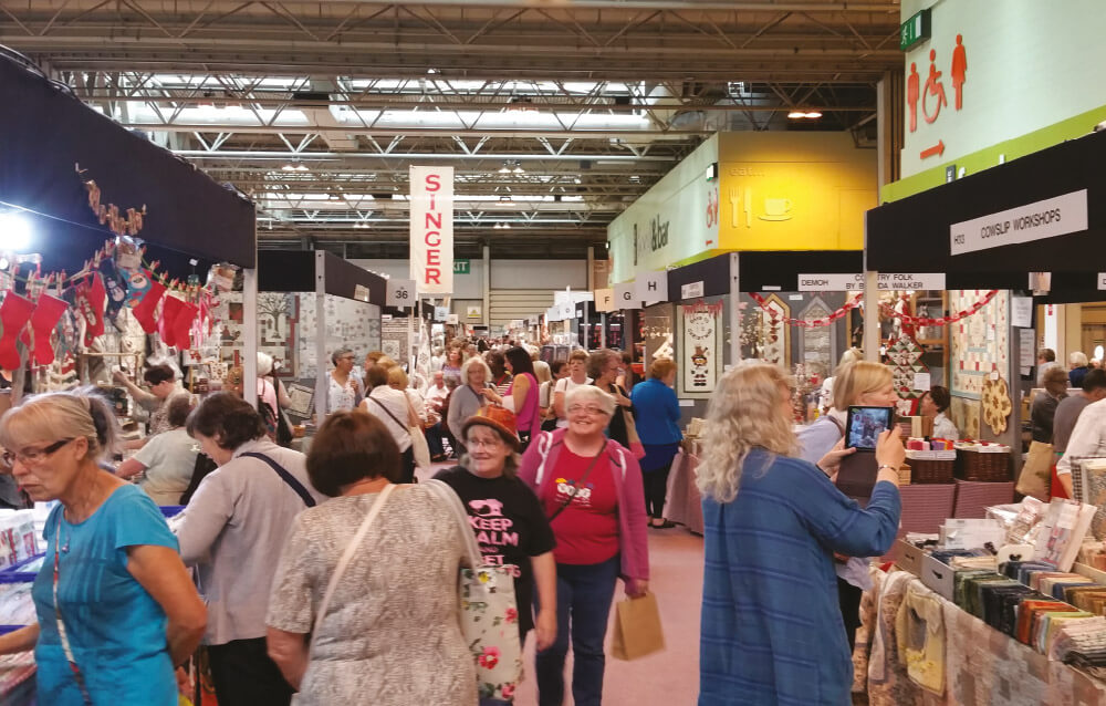 The Quilt Festival