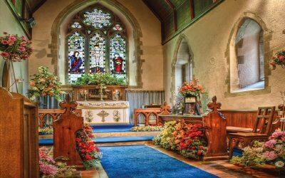 South Holland Church Flower Festival