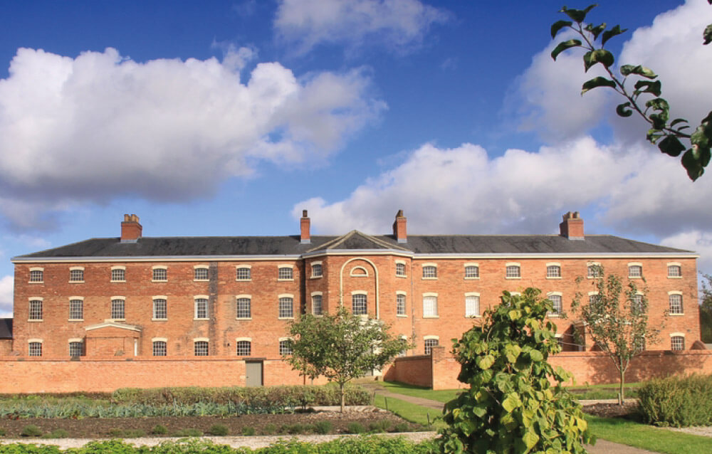 Southwell and The Workhouse