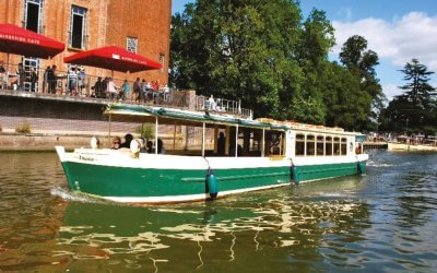 Stratford-Upon-Avon and the Gin Tasting Cruise