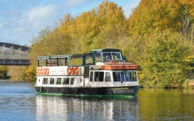 Windsor River Cruise and Afternoon Tea