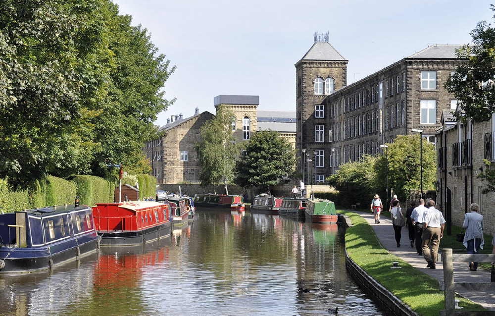 Skipton and Sail