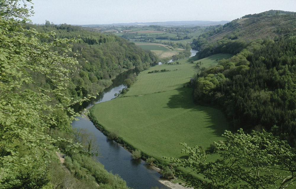 The Stunning Wye Valley